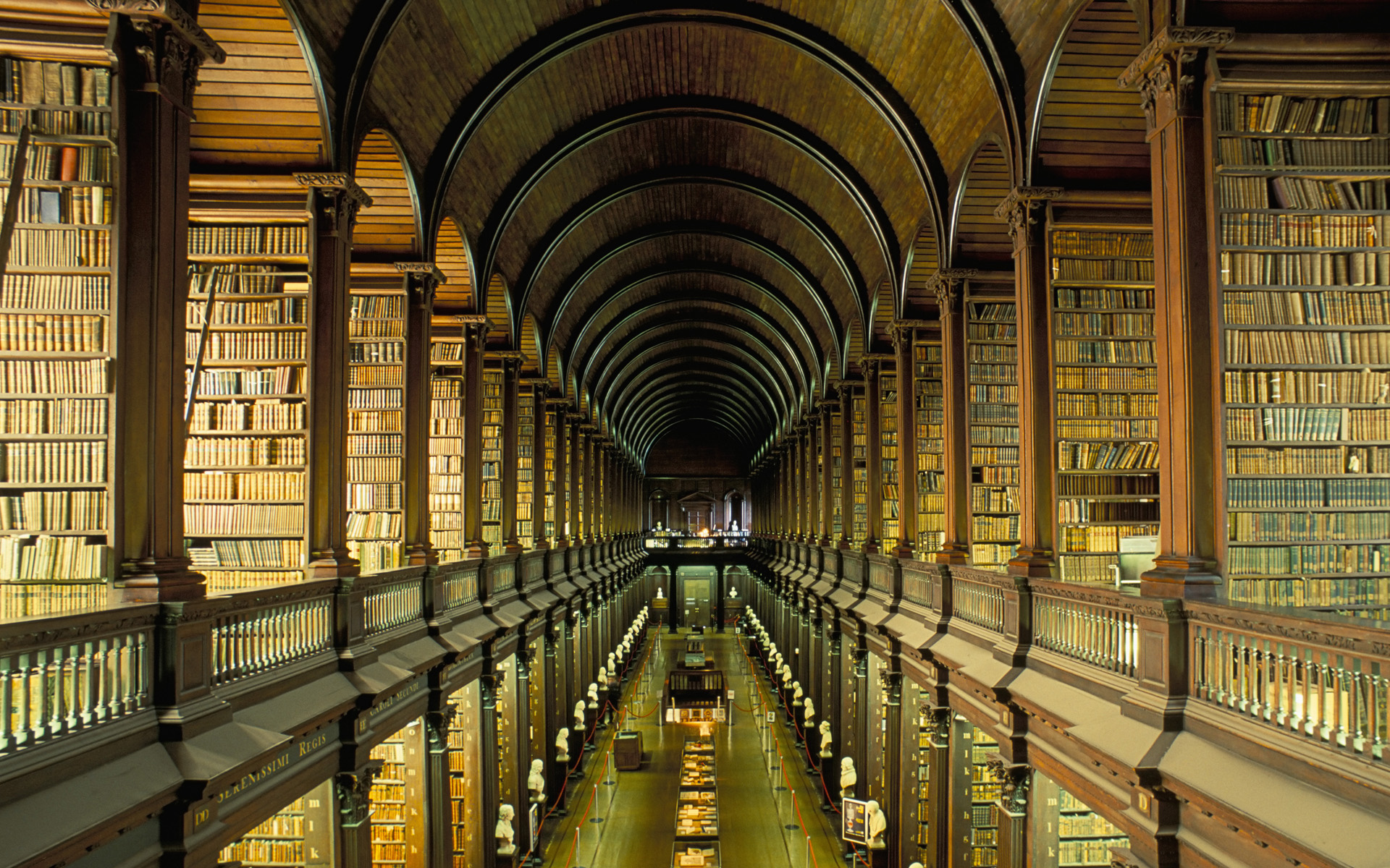 Trinity College Library Dub Crusaders Crypt A Blog By Paul Francois